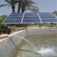 Solar Enviromently Borehole Water Pumps