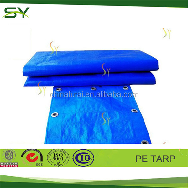 Agriculture Industry Home Tarpaulin, 50GSM-300GSM pe tarpaulin sheet in roll