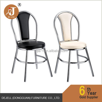 Modern Design Tubular Stainless Steel Frame Cushion Chair Buy