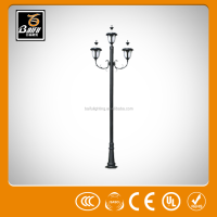 gl 3613 outdoor lighting fixture 50w solar veranda lights garden light for parks gardens hotels walls villas