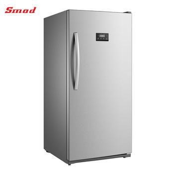 Merveilleux 391L Stainless Steel No Frost Single Door Refrigerator Freezer