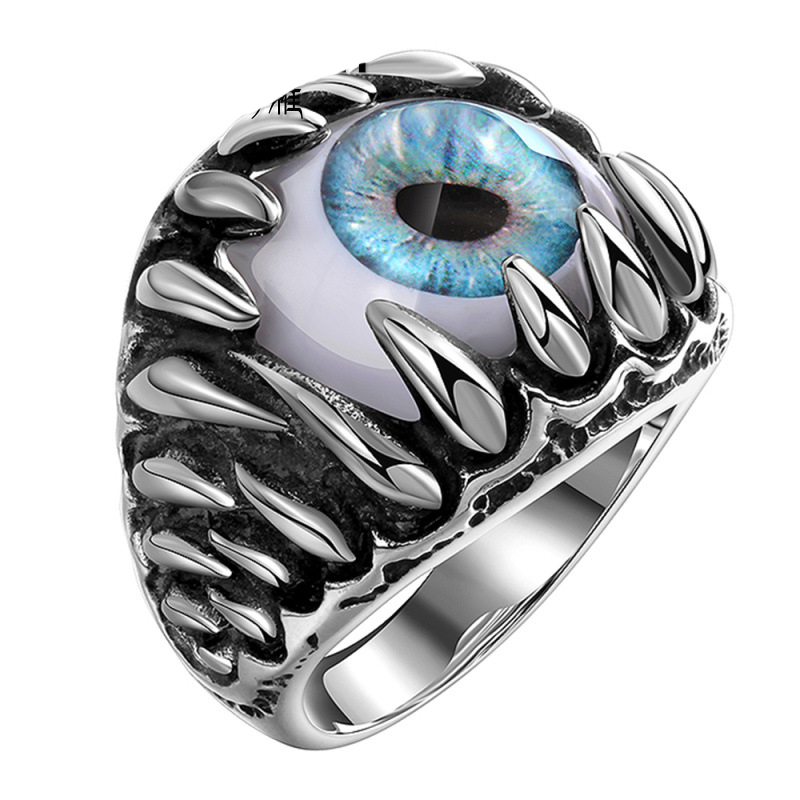 New Punk Style Mens Fashion Jewelry 316L Stainless Steel