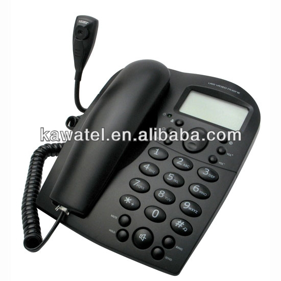 Big Button Caller ID Dect Phone