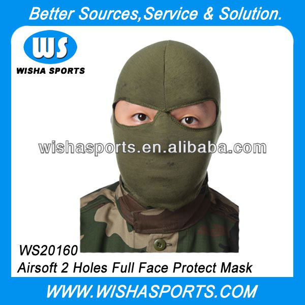 New Hot Army Tactical Training Hunting Airsoft Paintball Full Face Balaclava Mask To Win Warm Praise From Customers Back To Search Resultshome