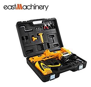 Multi function wireless remote control Auto electric hydraulic jack car lift tire repair tools tool kit