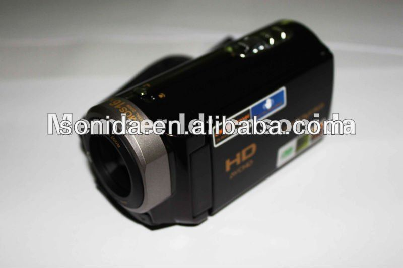factory OEM FHD camcorder 16MP 16X digital zoom 3.0TFT LCD DV camcorder/ camera (HDV-501PT)