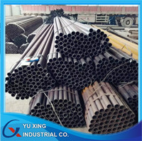 ASTM A53 Grade b Seamless Pipes / 1 inch diameter carbon steel pipe price per ton