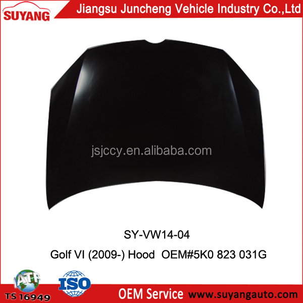 Original Steel Engine Hood For VW Golf VI (2009-)