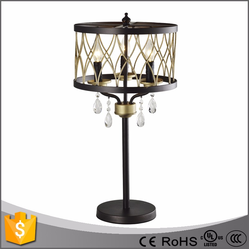 WHOLESALE CRYSTAL HOME GOODS TABLE LAMPS PRICE