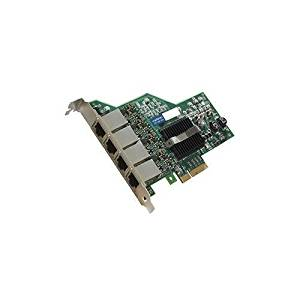 AddOn IBM 49Y4240-AOK / 49Y4240 Comparable 10/100/1000Mbs Quad Open RJ-45 Port 100m PCIe x4 Network Interface Card (AddOn49Y4240-AOK )