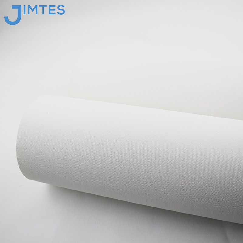 Jimtes 210GSM 100% polyester eco solvent canvas voor digitale printing
