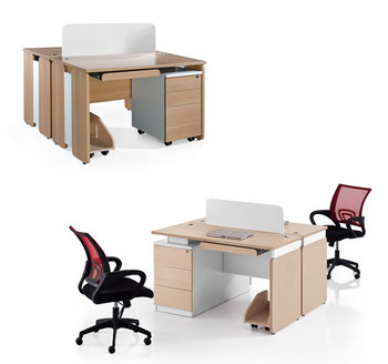 Wholesale Price 2 Person Laptop Internet Cafe Wooden Desk Cup Holder Corner  Gaming Computer Desks   Buy Gaming Computer Desk,2 Person Computer ...