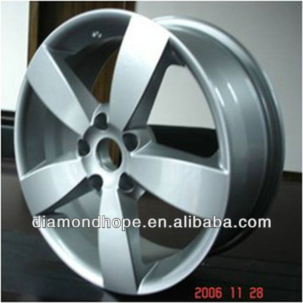 replica alloy wheels china factory price in stock(ZW-P037)