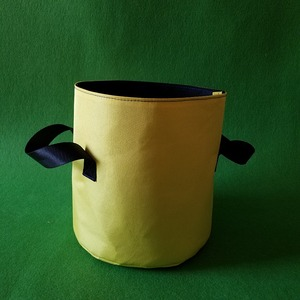 Felt Grow Bag Plant Pot with oxford cloth outside