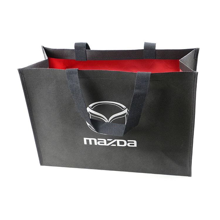 High Quality Custom Wholesale Women Shopping Non Woven Bag