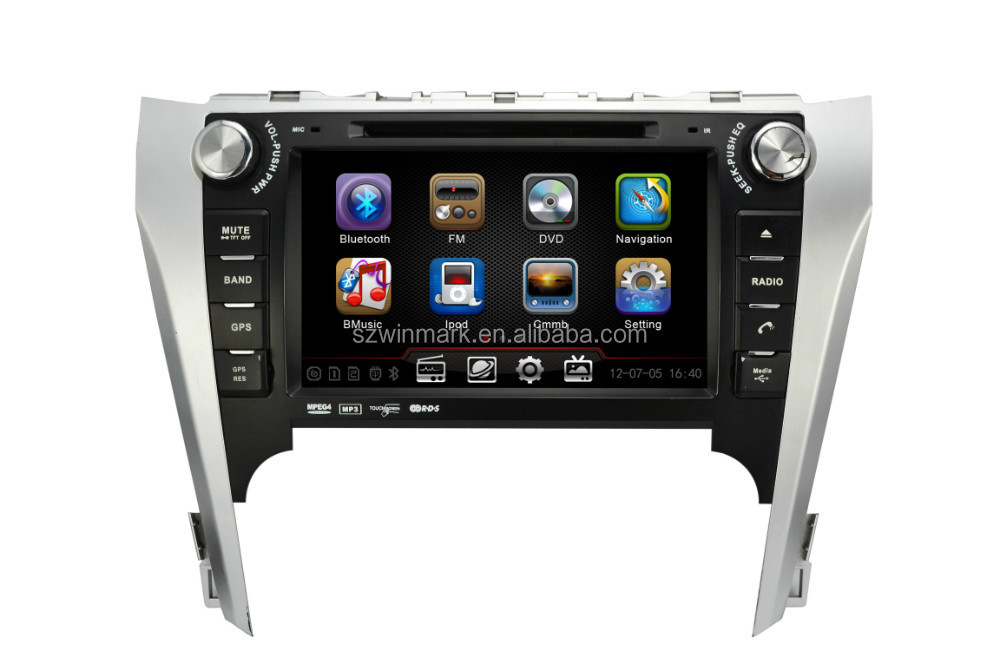 8inch in dash auto gps navigator <strong>car</strong> dvd for <strong>toyota</strong> camry 2012 DH8008