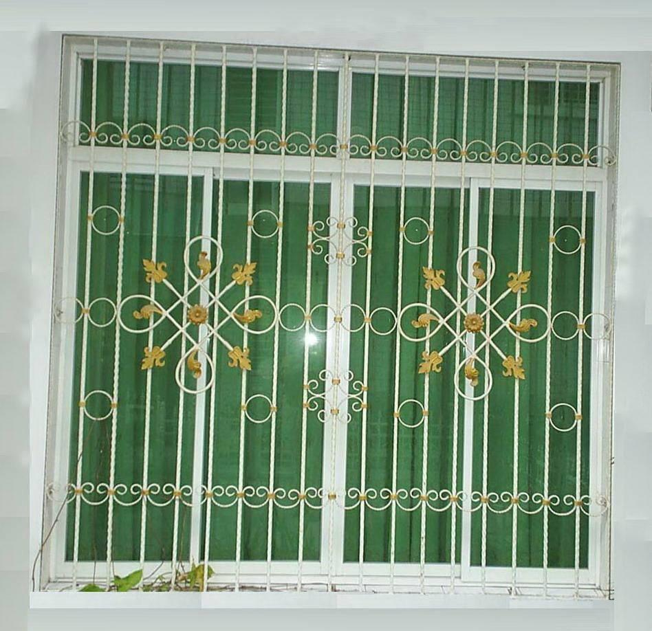 98+ Home Windows Grill Design - Home Window Design India Lovely ...