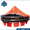 Cheap inflatable floating life rafts for 20 person
