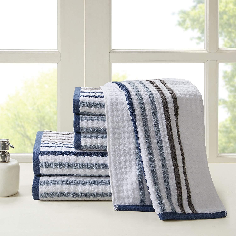 Blue Grey Towels Find Deals On Line