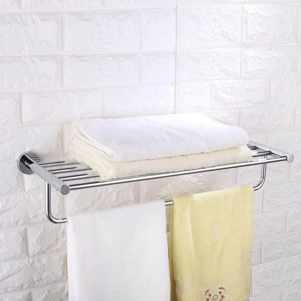 Cheap Hotel Style Chrome Towel Rack Shelf Find Hotel Style Chrome