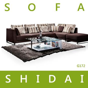 G172 Modern L Shaped Chesterfield Sofas,modern Home Center Sofa,modern Sofa  Cover
