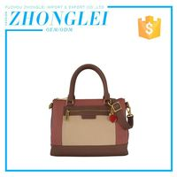 Elegant Top Quality Big Price Drop Lady Synthetic Leather Handbag