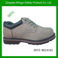 Goodyear welted light weight industrial safety shoes steel toe