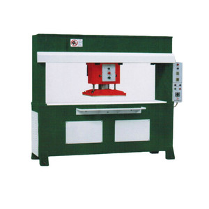 Movable head die cutting machine for tooled leather micom-control micom control pu sole