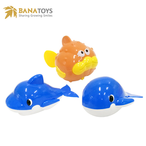 Upper chain kids unique baby bath toys for 18 months old boys