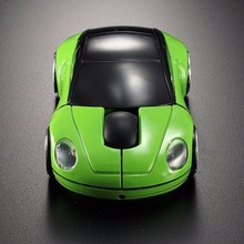 Customized Car Shaped Cute Wireless Mouse