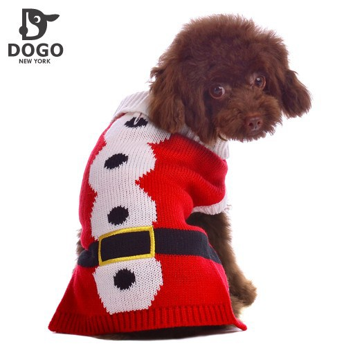 buy high grade brand dog clothes dogo will dog christmas holiday sweater dress dog clothes pet dress your chihuahua dress red in cheap price on malibaba