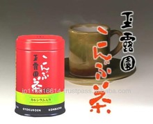 """Konbucha"" iodine rich instant tea health support product of Japan"