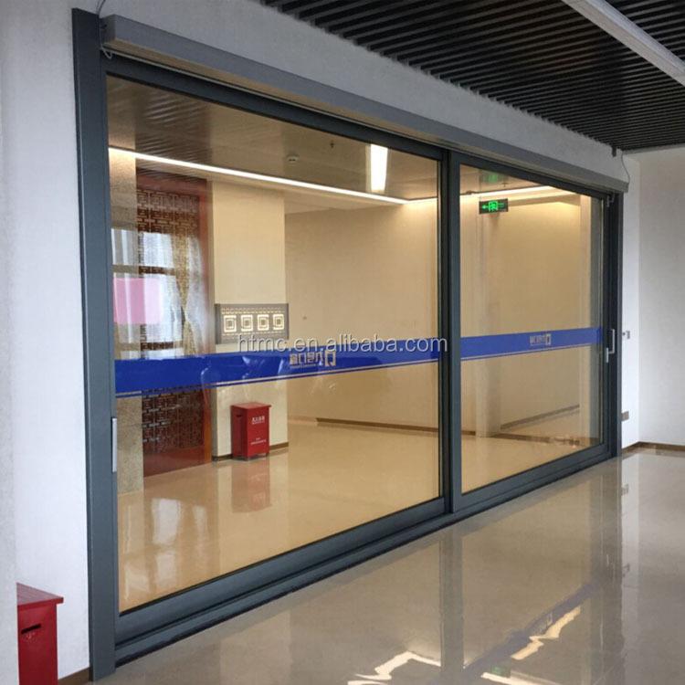 Professionele productie aluminium lowes glas interieur schuifdeur aluminium glas deur en - Schuifdeur deur ...