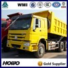 Loading capacity 60ton 6x4 10wheels SINO dump truck for exporting