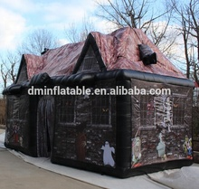 Hot Sale Halloween Inflatable Haunted House