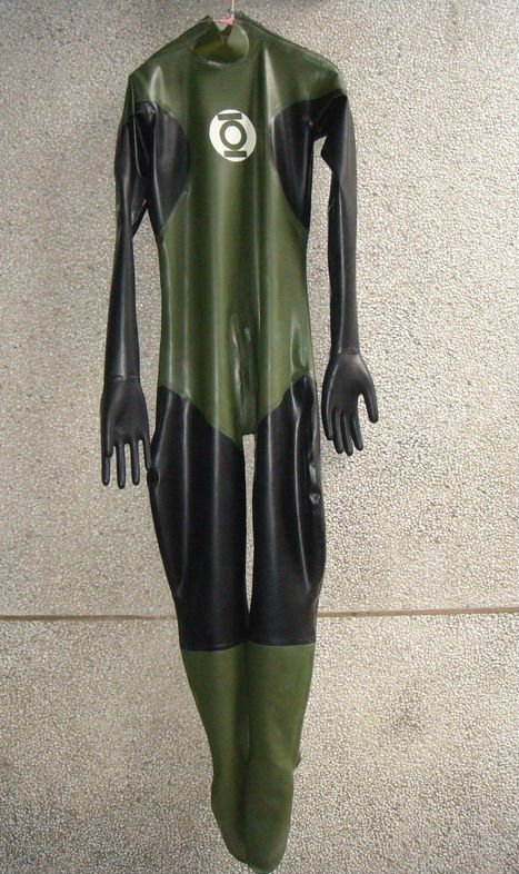 100 Natrual Latex Full Body Catsuit Attached Glovesfeet Buy Latex Catsuitrubber Leotardlatex Wear Product On Alibaba Com