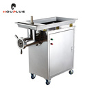 Meat Mincing Processing Machine \/ Industrial Frozen Meat Machine \/ Meat Sausage Grinder