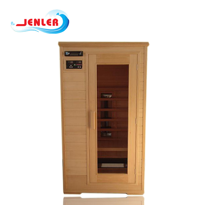 Spectrum room for 1 person capsule infrared sauna room home spa fitness