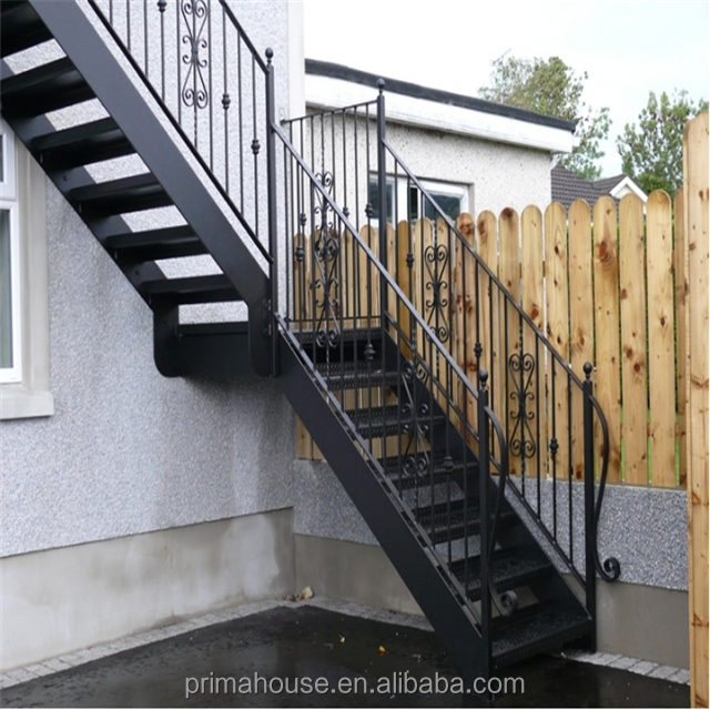 Used Outdoor Metal Stairs, Used Outdoor Metal Stairs Suppliers And  Manufacturers At Alibaba.com
