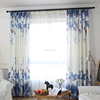 China Traditional Custom Easy Washing Soft Curtain