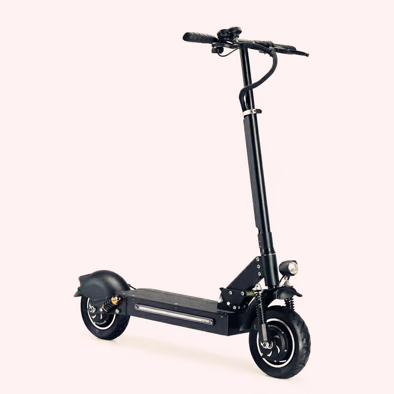 2019 European warehouse New Design 2400W 60V dual motor electric scooter 2000w with Explosion-proof tire