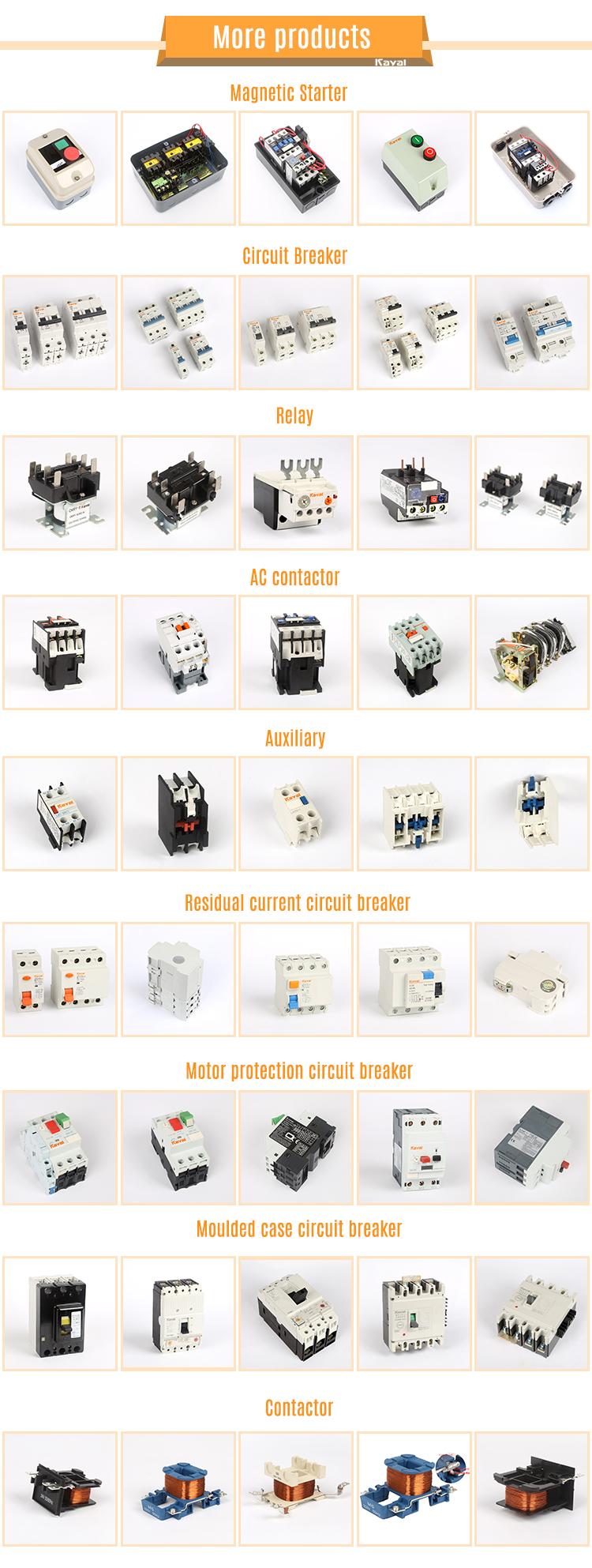 Relay Contactor Circuit Breaker Iec Motor Starter Wiring Diagram Magnetic Electrical Ac Dc Type Buy