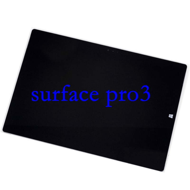 touch screen digitizer pro3 touch screen lcd display LCD assembly LTL120QL01 003 For Microsoft Surface Pro 3 1631touch digitizer