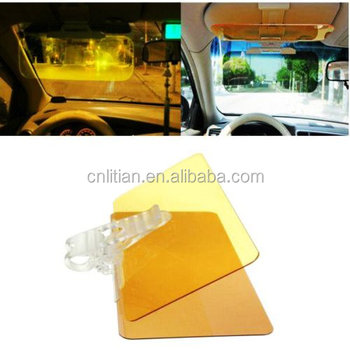 Manufacturer HD Clear View Vision Car Sun Visor For Driver Day and night  anti-glare 9fc4362f908