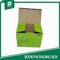 PAPER PACKING BOX FOR BOOKS