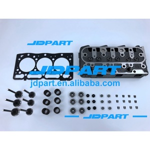 Kubota Engine D1005 Complete Cylinder Head Assy With D1005 Cylinder Head Gasket