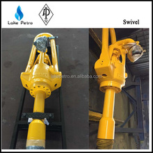 API 8C easily replace wash pipe and packing Swivel with kelly spinner for drilling fluid