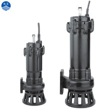 Widely used vertical submersible sand dredging pump