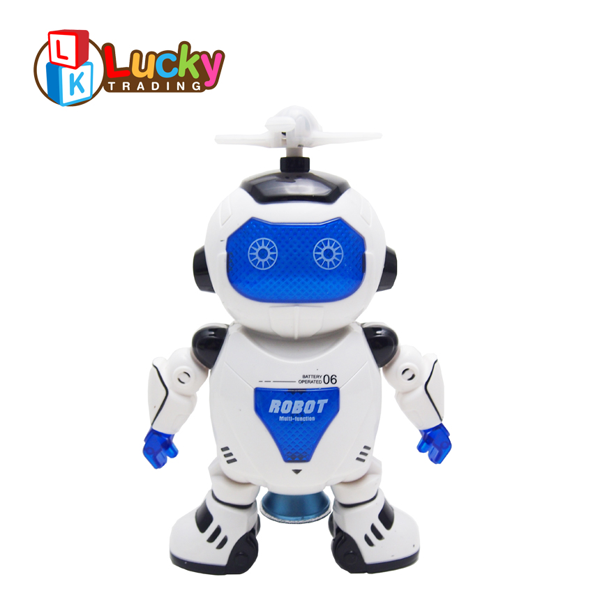 new arrivals 2018 kid mini dancing smart robot toy from china direct factory