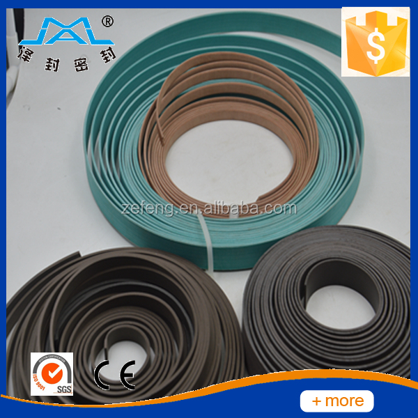Promotion !!! Bronze filled PTFE Teflon guide tape/ guide strip